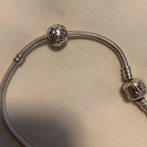 Star Pandora bracelet charm